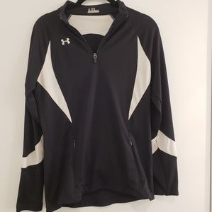 5 for 30!! Under Armour Half Zip Pullover Jacket